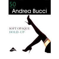 Andrea Bucci Soft Opaque Three Ring Hold Ups