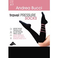 Andrea Bucci Travel Pressure Knee Highs