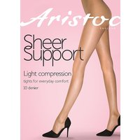 Aristoc 10 Denier Light Support Tights