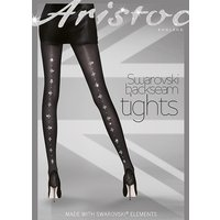 Aristoc Swarovski Seamed Tights