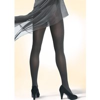 Bahner Stripes Ribbed Support Tights