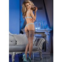Ballerina Calliope Deep Lace Top Hold Ups