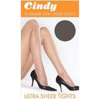 Cindy 10 Denier Ultra Sheer Tights