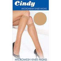Cindy Micromesh Knee Highs