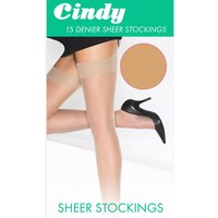 Cindy Sheer 15 Denier Stockings
