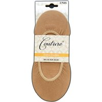 Couture Cotton Footlets 3 Pair Pack