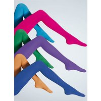Cecilia De Rafael Chacal 50 Denier Coloured Tights