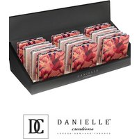 Danielle Creations Floral Compact