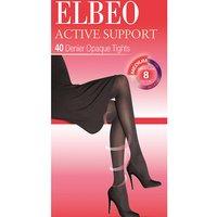 Elbeo Active Medium Support 40 Denier Opaque Tights