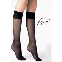 Fogal Caresse 20 Knee Highs