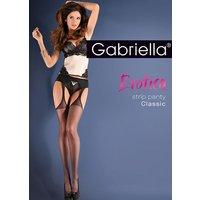Gabriella Classic Strip Panty Tights