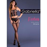 Gabriella Silvana Strip Panty Tights