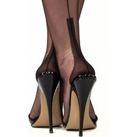 Gio Fully Fashioned Cuban Heel Stockings