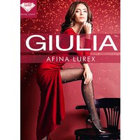 Giulia Afina Lurex Fashion Tights N.1