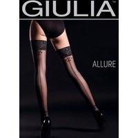 Giulia Allure Backseam Lace Top Hold Ups N.4