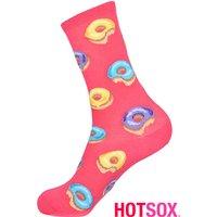 Hotsox Womens Donut Socks