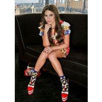 Hotsox Womens Rubber Ducks Socks
