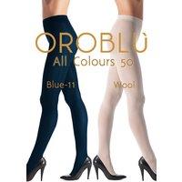 Oroblu All Colours 50 Opaque Tights