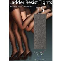 Pretty Legs Ladder Resist Fusion Tights