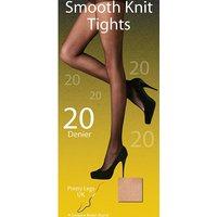 Pretty Legs Smooth Knit Tights