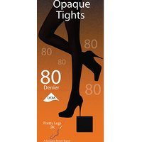 Pretty Legs 80 Denier Opaque Tights