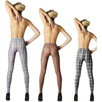 Pretty Legs 40 Denier Tartan Design Tights