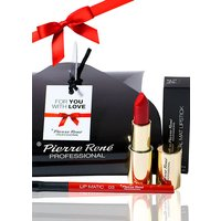 Pierre Rene Professional Essentials Night Lip Kit