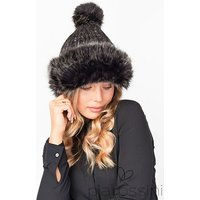 Pia Rossini Cara Knitted Hat