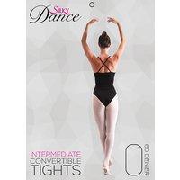 Silky Ballet Childrens Convertible Ballet Tights