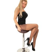 Tiffany Quinn 10 Denier Gloss Nylons Tights