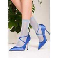 8d9ece193 Trasparenze Ribes Sparkle Fashion Socks