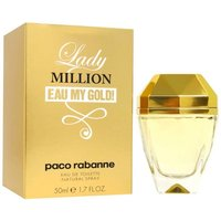 Image of Paco Rabanne Lady Million Eau My Gold 50ml EDT