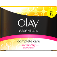 Olay Essentials  Complete Care  Day Cream for Normal  Dry Skin    50ml