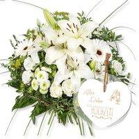 Allegra und Vintage-Herz Alles Liebe zur Hochzeit