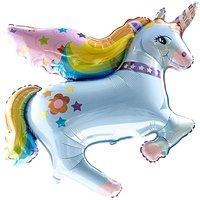 Ballon Rainbow-Einhorn