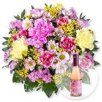 Flair und Kirschblüten-Secco