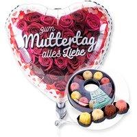Ballon Zum Muttertag alles Liebe und Kaffeekränzchen