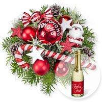 American Christmas und Xmas-Goldtraum-Piccolo