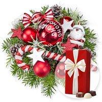 American Christmas und Belgische Pralinen