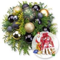 Glanzvolle Zeiten und Süßer Adventsgruß