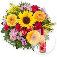 Süße Sommerfreude und Alkoholfreier Erdbeer-Secco