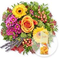 Provence und Fruchtgummi Blütenzauber