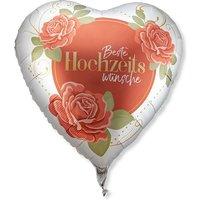 Riesenballon Beste Hochzeitswünsche