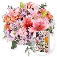 Beautiful Day und Heft Blumengruß