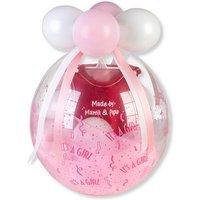 Stuffer-Ballon It is a Girl