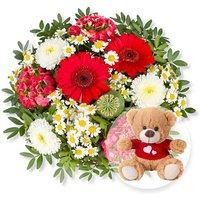 Poesie und Love-Teddy