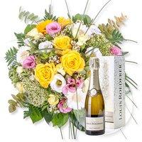 Florence und Champagner Louis Roederer Brut Premier