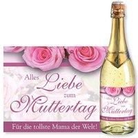 Goldtraum (0,75 l) Alles Liebe zum Muttertag