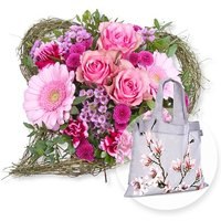 Von Herzen und Easy Bag Magnolie