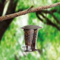SUPA X-1 Squirrel Proof Seed Feeder